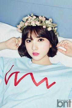 Photo album containing 8 pictures of Eunha Kpop Girl Groups, Korean Girl Groups, Kpop Girls, Extended Play, Music 2015, Jung Eun Bi, G Friend, Mamamoo, Woman Crush