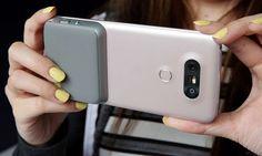 LG G6: scanner dell'iride e design non modulare - https://goo.gl/oiA2xP - Tecnologia - Android