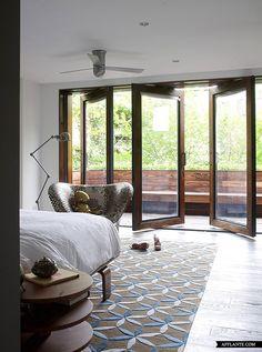 Like the doors ~   Chelsea Townhouse // Archi-Tectonics | Afflante.com