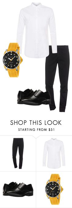 """Black and White"" by mykayla-williamson on Polyvore featuring Kenzo, Topman, Stacy Adams, Gucci, men's fashion and menswear"