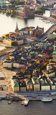 In Stockholm, Sweden. Stockholm Travel, Stockholm Sweden, Vacation Spots, Vacation Deals, Travel Deals, Travel Hacks, Travel Essentials, Budget Travel, Travel Tips
