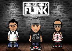 House Hold Funk Character Creation