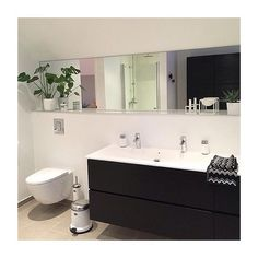 Mano Sera bathroom set at @finkrihouse #Kvik #bathroom ...