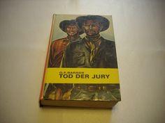 239) 2 von 6 Westernromane von G.F. Barner Teil 1: Tod der Jury, Preis 5€