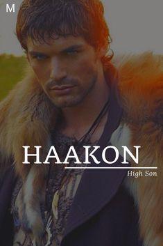 Haakon meaning High Son #babynames #characternames #hnames #boynames Fantasy Male Names, Fantasy Character Names, Pretty Names, Cute Baby Names, Name Inspiration, Writing Inspiration, Guy Names Unique, Goddess Names, Aesthetic Names