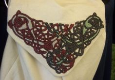 SCA Embroidery examples