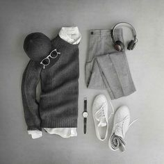 Grid from Phil Cohen Pages to upgrade your style The Stylish Man - Herren- und Damenmode - Kleidung Mens Fashion Blog, Look Fashion, Fashion Tips, Mode Outfits, Casual Outfits, Stylish Men, Men Casual, Look Man, Herren Outfit