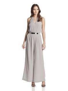 Vince Camuto Dresses Women's Sleeveless V-Neck Jumpsuit, http://www.myhabit.com/redirect/ref=qd_sw_dp_pi_li?url=http%3A%2F%2Fwww.myhabit.com%2Fdp%2FB00GMAZFIY