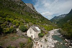 Albania - Alb. Alps - Kelmendi   Albanian Mountain Tourism