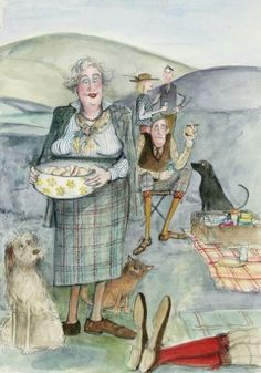 """""""The Shooting Lunch"""" - Sue Macartney-Snape"""