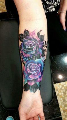 Gorgeous tatt! /King Street Collective, UK