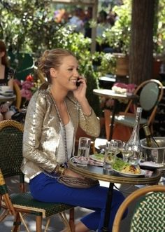 'Gossip Girl' Series Finale: A Look Back At The Fashion From All 6 Season (PHOTOS) Puccini sequin jacket