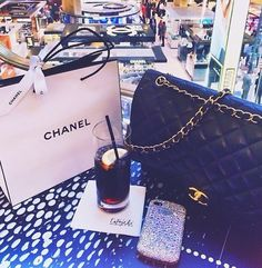 My dream life Coco Chanel, Chanel Bags, Perfume, Just Girly Things, Girly Stuff, Luxe Life, All I Ever Wanted, Fancy, Girls World