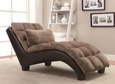 Jazz up your living room with the Ziv Chaise by Coaster Company Of America. Best prices in Chaise Lounge Chairs anywhere - anytime! Chaise Lounges, Lounge Sofa, Chaise Sofa, Sofa Set, Coaster Furniture, Home Decor Furniture, Home Furnishings, Furniture Design, Furniture Chairs