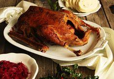 Nejlepší svatomartinská husa je pomalu pečená. Zkuste tuhle