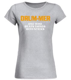 3ee2788e Drummer Definition T-shirt Funny Music Drumline Tee Gift horse t-shirts  with funny