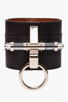 givenchy leather cuff Nice and Pretty +dreadstop @DreadStop