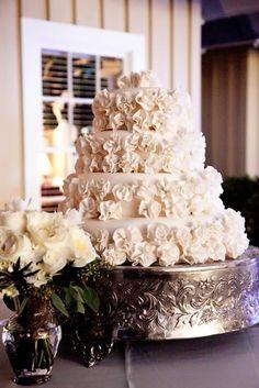Beautiful Wedding Cake Image