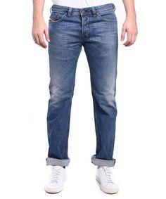 DIESEL Diesel Men'S Safado Regular Slim-Straight Denim Jeans 0R08M'. #diesel #cloth #jeans