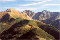 Západné Tatry - Roháče | Liptov Mount Everest, Mountains, Nature, Travel, Pray, Naturaleza, Viajes, Destinations, Traveling