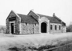 Lake Hopatcong Train Station 1911