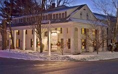 Historic Vermont Inn, Dorset Vermont Inn & Restaurant Offering Lodging, Fine Dining and Day Spa   The Dorset Inn
