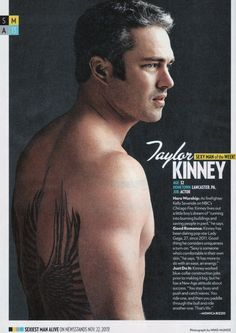 Pictures of Taylor Kinney, Picture - Pictures Of Celebrities Hottest Male Celebrities, Cute Celebrities, Celebs, Lancaster, Taylor Kinney Chicago Fire, Chicago Med, Chicago Bears, Actors Male, Celebrity Babies