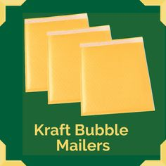 250 pcs #0 Kraft Bubble Padded Envelopes Self-Sealing Mailers 6x10 Inner 6x9