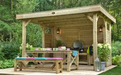 Outdoor Cabin Grand