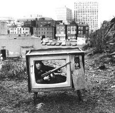 Arthur Tress, Boston 1972