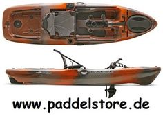 Slayer 10 Propel Native Watercraft Kajak  Angelkajak Kanu Angler fishing kayak