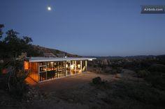 villa for rent near Joshua Tree. $350/night for 4 people
