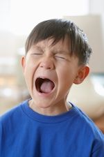 How to Diffuse a Temper Tantrum