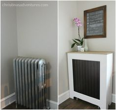 diy radiator cover tutorial, diy, home decor, how to, painting, wall decor, woodworking projects. Have to do something about these in our place
