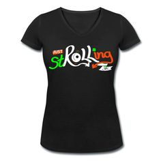 Jiggy Wear UK by Jiggy Creationz Lady V, V Neck T Shirt, Irish, How To Wear, Shopping, Tops, Women, Fashion, Moda