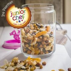 A great addition to any lunch box or camping trip. Good to eat and good for you.