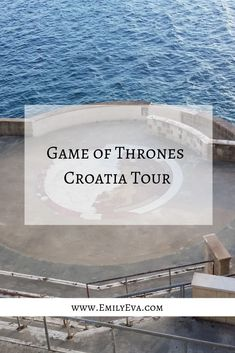 A guide to visiting all the Game of Thrones filming locations in Croatia from Dubrovnik to Split. This includes King's Landing and High Garden. Visit all the sites in just a few days. #Croatia #EuropeTravel #FilmingLocations #CroatiaTravel #Dubrovnik #Split #GameOfThrones #GameOfThronesFilmingLocations #TravelTips