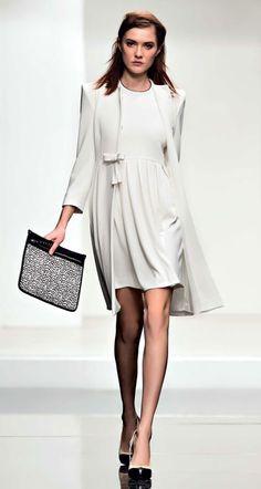 Cool Chic Style Fashion: Fashion | TWIN SET SIMONA BARBIERI | pre-collection fall winter 2013-14