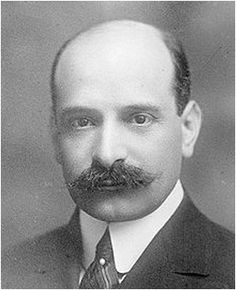 Paul Warburg may have been an evil SOB but just look at that bald/mustache combo : Bald Men of Style