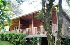 Hotel Montana Monteverde was the first high-end hotel opened in Monteverde and is now considered a comfortable mid-range hotel.