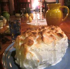 Making Baked Alaska, by M-J de Mesterton