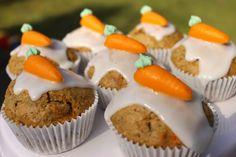 Rüebli Muffins vegan