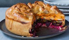 Christmas Day is all about lunch and this show stopper of a pie tastes even better than it looks. Like all good things (and Christmas dinners), it does require a bit of time and love but the beauty here is everything can happen at once. All the roasting can be done while you get on Read More