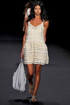 СТИЛЬНОЕ ВЯЗАНИЕ: Vivienne Tam. SS 2011. Ready-To-Wear. New York. Весна-лето 2011. Нью-Йорк