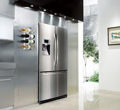 The fridge!