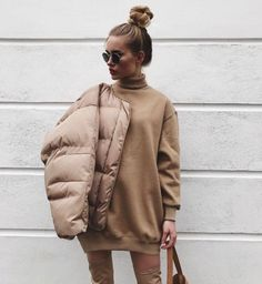 What to wear in winter The most stylish ideas of women& images this winter Mode Outfits, Fall Outfits, Casual Outfits, Fashion Outfits, Womens Fashion, Fashion Trends, Fashion Ideas, Fashion Clothes, Style Clothes