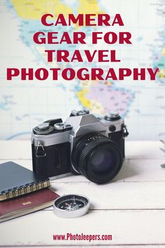 Use our camera gear checklist for travel photography to make sure you pack all the equipment you'll need before embarking on any adventure. A good list of travel photography equipment should include: Cameras, Lenses, Tripod, Camera bag, Camera cleaning kit, Remote shutter release, Memory cards, Camera batteries... #cameragear #travelphotography #photojeepers Camera Hacks, Camera Gear, Photography Gear, Photography Equipment, Travel Checklist, Travel Essentials, Blogging Camera, Cleaning Kit, Shutter