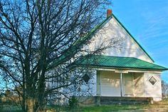 Flint Hill School District #29 in Grenne County, Missouri. Built in 1902 (Robert McCormick)