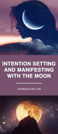 """You've heard of wishing on a star. But have you heard of manifesting with the Moon? Manifestation is creating tangible results through the Law of Attraction. It's based on the belief, """"If you think it, it will come."""" However, there's more to manifesting than positive thinking. Luckily, there's a way to expedite the process. You can leverage the lunar cycle and manifest with the Moon. Click to learn how! #lawofattraction #lunarcycle #manifest #manifestation #ma New Moon Rituals, Full Moon Ritual, Take Moon, Holistic Healing, Natural Healing, Moon Magic, Spiritual Awakening, Spiritual Life, Spiritual Practices"""