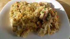 Suzanne's Kitchen : Tuna noodle casserole  6pp